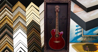 Custom Framing Header Image